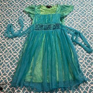 """Mermaid"" Dress"